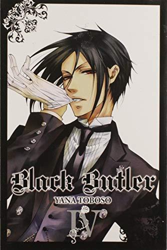 Black Butler: Vol 4
