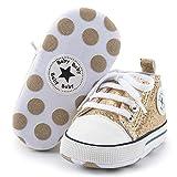 Babycute Zapatos espumoso de Lona para bebés Zapatillas de Deporte Zapatillas...