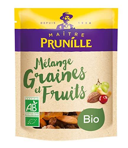 Maitre Prunille Mélange Graine/Fruit Bio 150 g