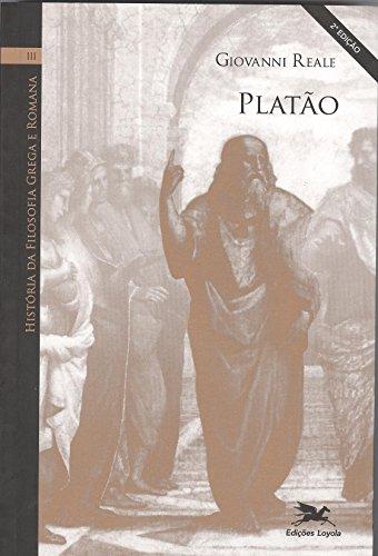 História da filosofia grega e romana (Vol. III): Volume III: Platão: 3