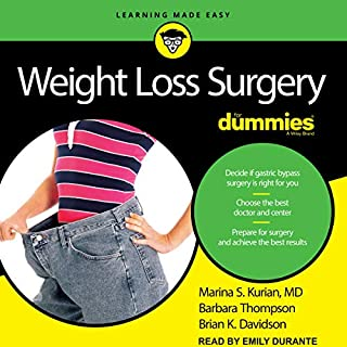 Weight Loss Surgery for Dummies cover art