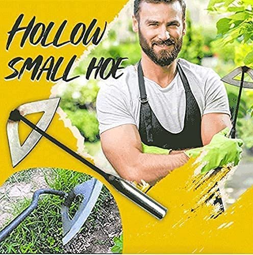 Recommendation All-Steel Hollow 2021 Hoe for Hardened Ho Gardening