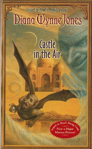 Castle in the Air (Howl\'s Castle Book 2) (English Edition)