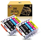 Best Edible Ink Printers - ONLYU Compatible Ink Cartridges Replacement for Canon 280 Review
