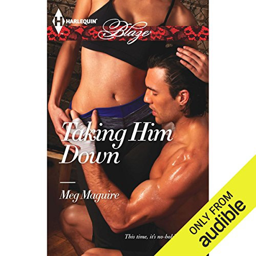 Taking Him Down audiobook cover art