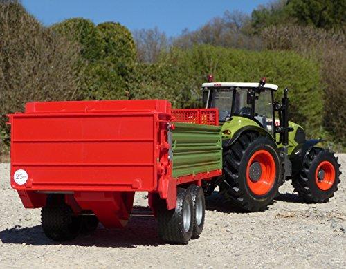 RC Traktor kaufen Traktor Bild 1: RC Traktor CLAAS Axion 870 Anhänger in XL Länge 78cm