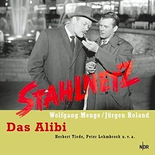 Stahlnetz. Das Alibi Titelbild
