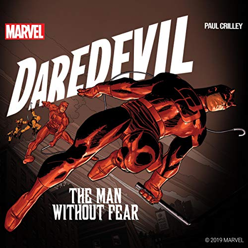 Daredevil: The Man Without Fear cover art