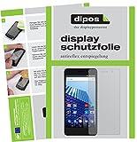 dipos I 6X Schutzfolie matt kompatibel mit Archos Access 50 Color Folie Bildschirmschutzfolie