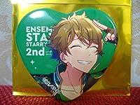 あんさんぶるスターズ Starry Stage 2nd キャラバッジコレクション 流星隊 高峯翠 グッズ あんスタ ハート型 缶バッジ