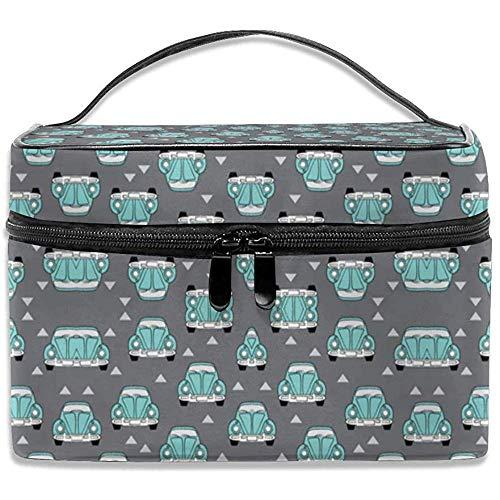 Volkswagen Make up Bag Sac À Cosmétiques Pouch Large Toiletry Organizer Travel Pour Femmes Hommes Fille
