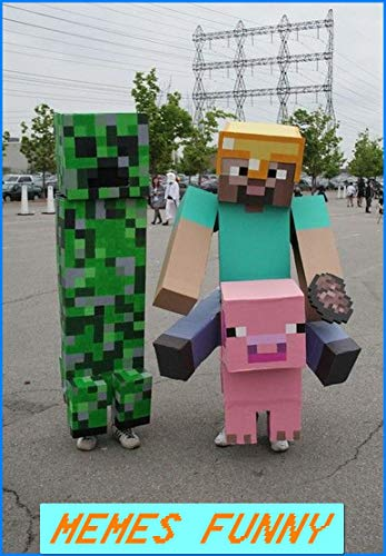 MINECRAFT FOR TEENS AND KIDS MENES: Funny Jokes And Epic Menes - Cool Stuff and Epic Comedy (English Edition)