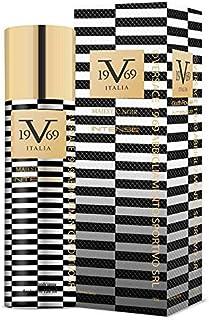 V 19.69 Versace 1969 Majestic Noir EDP Perfume Spray For Men