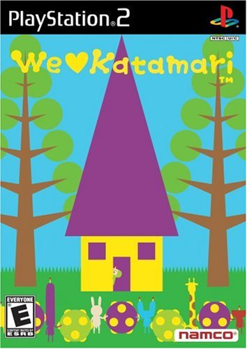 We Love Katamari / Game by Namco