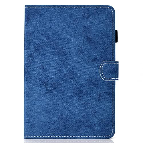 YYLKKB para Samsung Galaxy Tab A7 10 4 2020 SM-T500 SM-T505 Funda Funda Funda Funda para Samsung Tab A7 Tablet Case 10.4 Tapa Inteligente-Azul_Tab A7 10.4 SM-T500