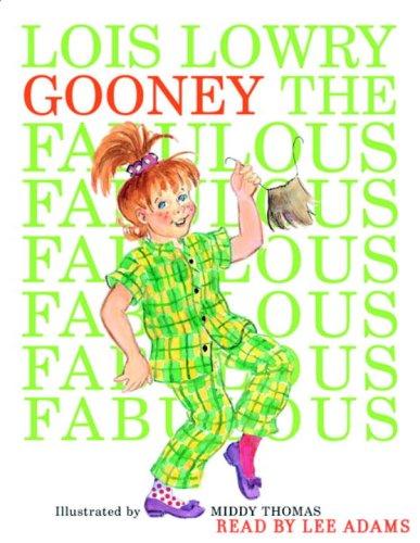 『Gooney the Fabulous』のカバーアート
