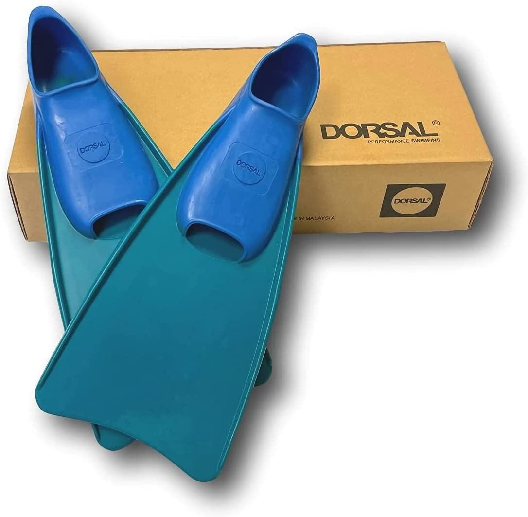 ! Super beauty product restock quality top! DORSAL Soft Comfortable High-Performance Long Floating Sales results No. 1 Swim Fins