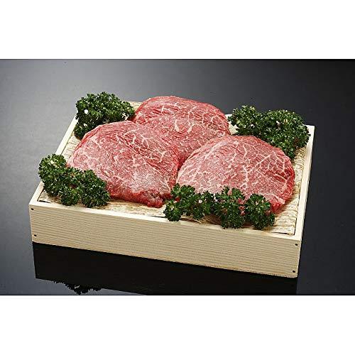 ( 産地直送 お取り寄せグルメ ) 但馬牛 ももステーキ 150g×3枚