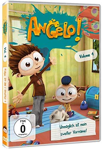 Angelo! - Volume 4 - Staffel 1