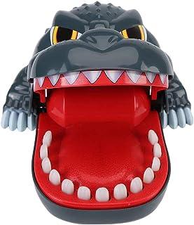 BETOY Dinosaurio Dentista Mordida Dedo Juguete Divertido, Juguete Tricky Juego de Mesa Divertido Interactivo Kids Family Toys Party Favor Cumpleaños, Dedos De Mordedura De Dentista Oral