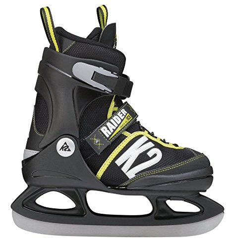 K2 Skate Boys Raider Ice Skate Black