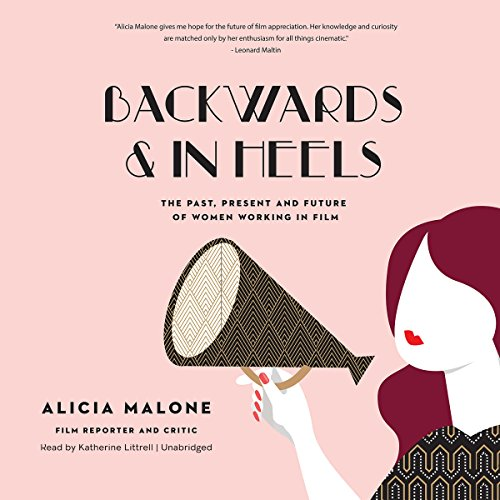 Backwards and in Heels audiobook cover art