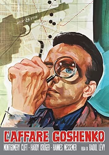 Affare Goshenko (L') ( DVD)
