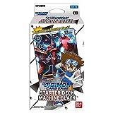 Digimon Starter Deck Machine Black + Promo Pack