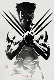 the wolverine movie poster 27x40