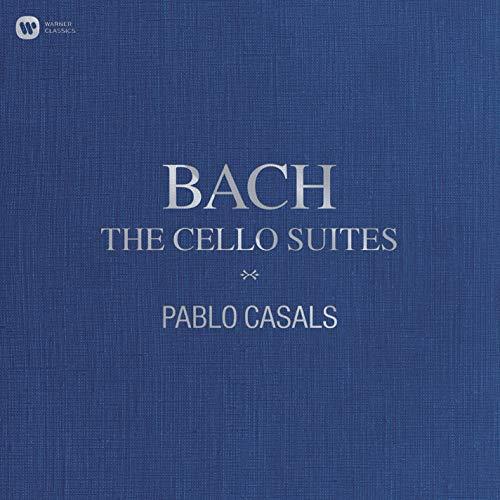Bach: The Cello Suites [Vinilo]