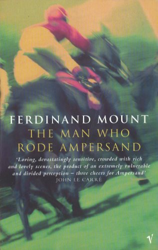 The Man Who Rode Ampersand (Chronicle of Modern Twilight) (English Edition)