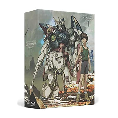 新機動戦記ガンダムW Blu-ray Box 1