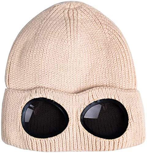 KDMB Herbst und Winter Windspiegel Männer und Frauen Ski Cap Plus Samt Warme...