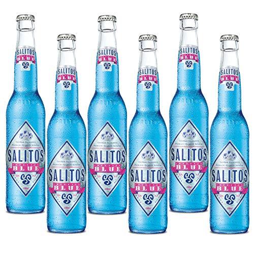 Salitos Blue Cervezas - Pack 6 Unidades ✅