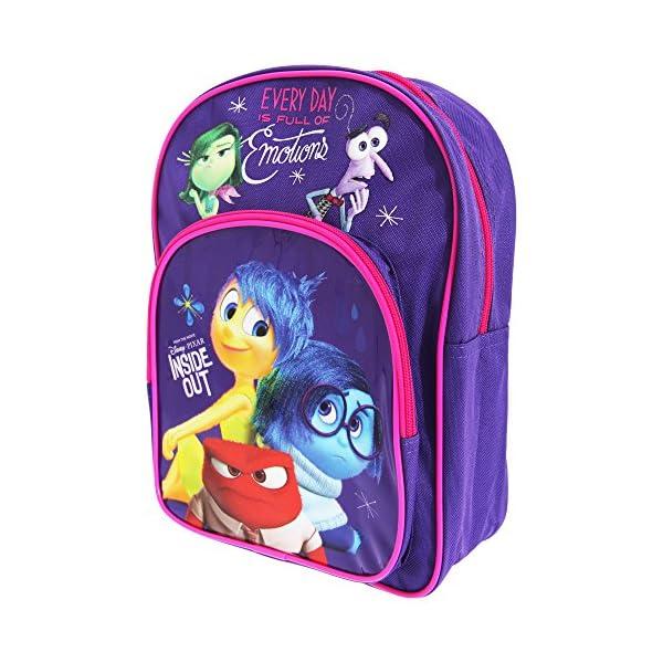 51fkqyGGA4L. SS600  - Disney - Mochila oficial de Inside Out para niños