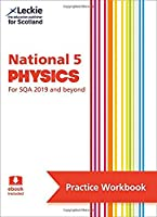 National 5 Physics: Practise and Learn Sqa Exam Topics (Leckie Practice Workbook)