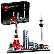 LEGO21051ArchitectureTokyoModel,SkylineCollection,CollectibleBuildingSet