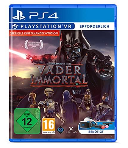 Vader Immortal: A Star Wars VR Series (PS VR)