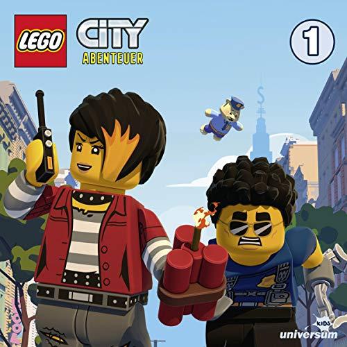 Helden und Räuber: Lego City Abenteuer 1