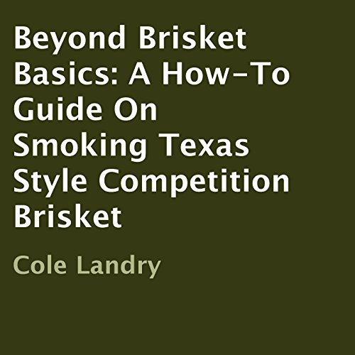 Beyond Brisket Basics audiobook cover art