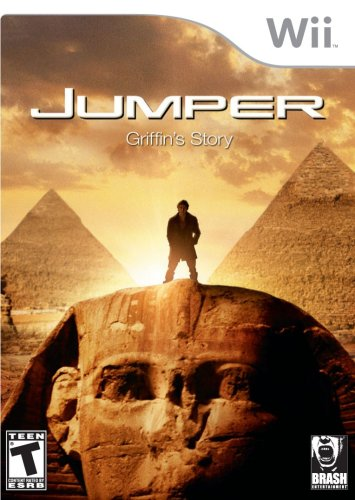 Jumper: Griffin's Story - Nintendo Wii by Brash Entertainment