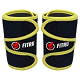 Fitru Premium Arm Trimmers for Men & Women | Increase Sweating & Circulation