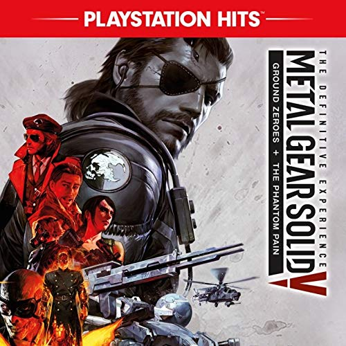 Metal Gear Solid V: The Definitive Experience (Ps Hits) - Playstation 4