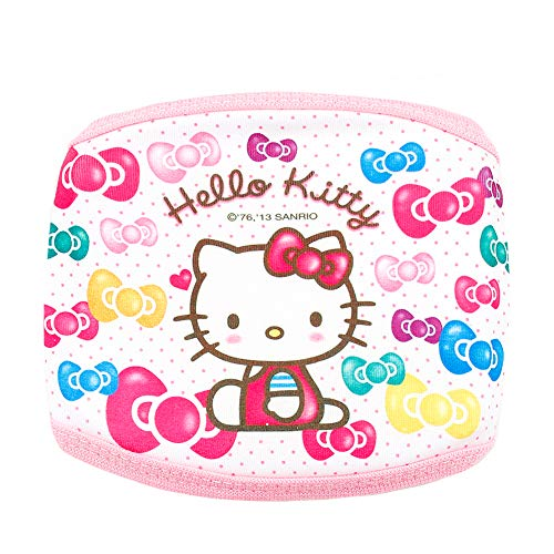 Hello Kitty Pink Kids Winter Anti Dust Face Cotton Mask 1PC : Colorful Ribbon Kitty