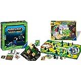 Ravensburger Familienspiel 26132 - Minecraft Builders & Biomes - Gesellschaftsspiel für Kinder und Erwachsene & 26424 - Sagaland - Gesellschaftsspiel für Kinder und Erwachsene, 2-6 Spieler