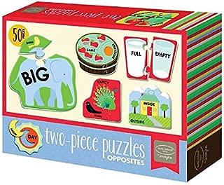 Bendon Kathy Ireland Opposites Two-Piece Puzzles (50 Piece)