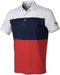 PUMA Golf Mens Volition CK6 America Polo