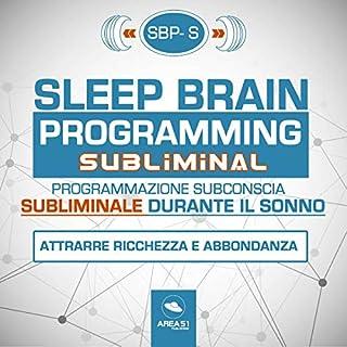 SBP-S. Sleep Brain Programming - Subliminal copertina