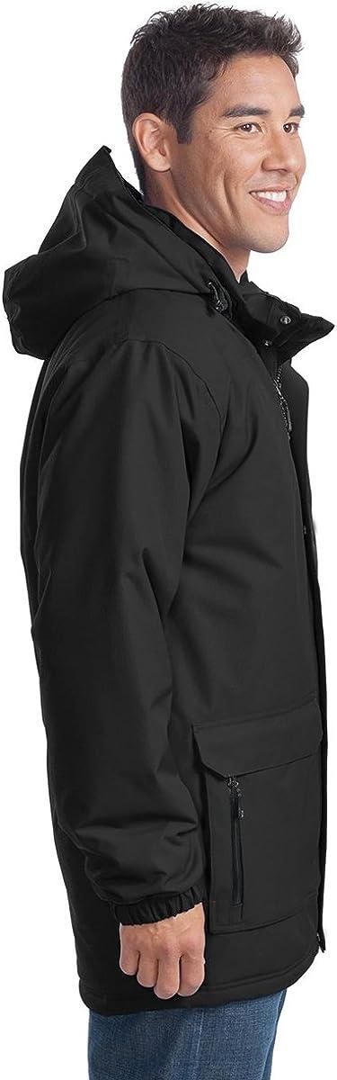 Port Authority Men's Heavy Weight Parka Jacket, XX-Large, Royal