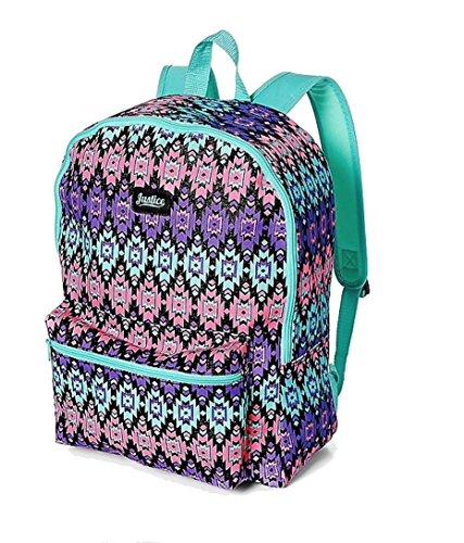 Justice School Backpack Southwest Sparkle